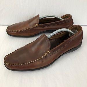 Allen Edmonds El Paso Leather Loafers